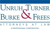 Unruh Turner Burke and Frees Corporate Logo